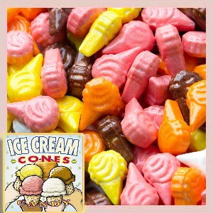 Ice Cream Cones Bulk Candy