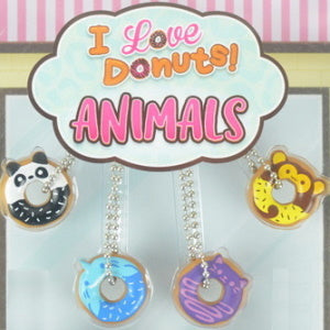 "I Love Donuts Animal Series 1"" Capsules Product Image"