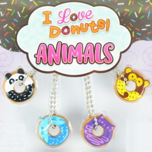 "I Love Donuts Animal Series 2"" Capsules Product Image"