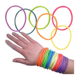 Jelly Bracelets Bulk (100 per bag)