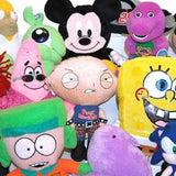 Bulk plush toys for claw machine