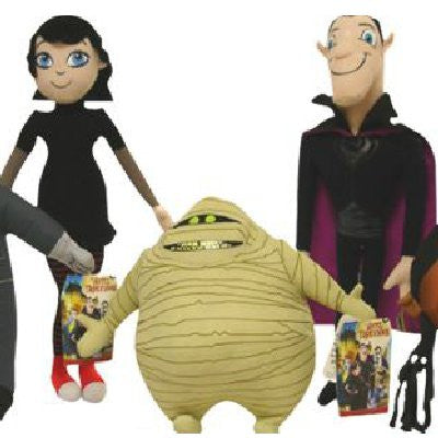 Hotel Transylvania Jumbo Plush Mix - 42 ct