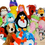 Non Licensed Jumbo Plush Mix - 105 ct
