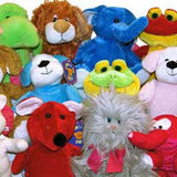 Non-Licensed Jumbo Plush Mix - 99 ct