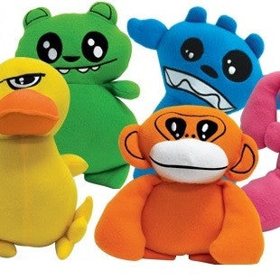 Smushy Jumbo Plush Mix - 48 ct