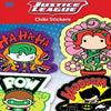 Justice League Chibi Stickers Product Image