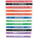 Karma Bands Bulk 100 ct
