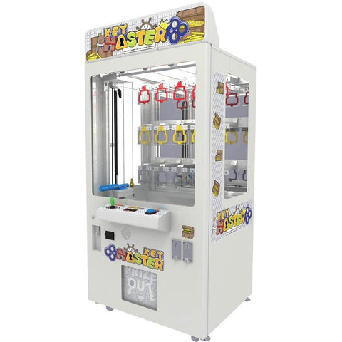 Key Master Prize Redemption Machine