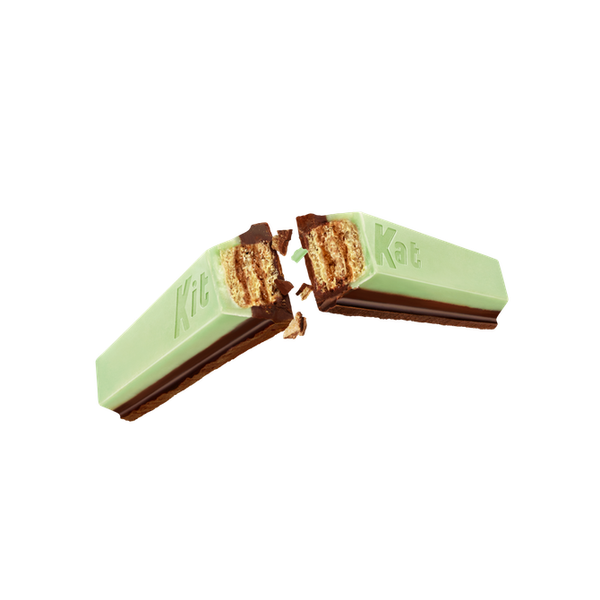 Kit Kat® Duos Mint + Dark Chocolate Candy Product Detail