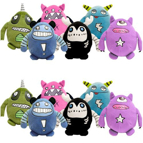 Kreebils Small Plush Mix - 144 ct