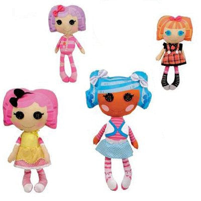 Lalaloopsy Jumbo Plush Mix - 80 ct