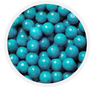 Light Blue Gumballs