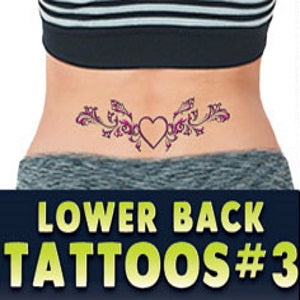 Lower Back Tattoos #3 product image
