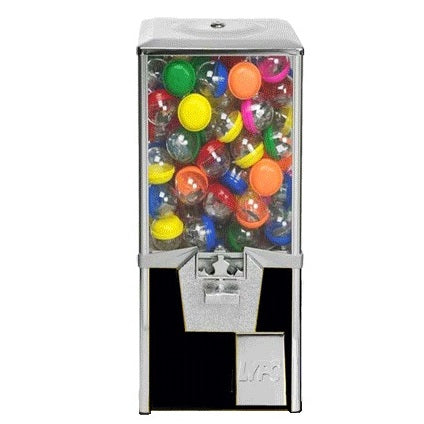 LYPC Big Pro capsule vending machine in color black