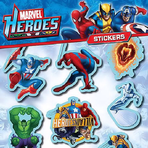 Marvel Stickers