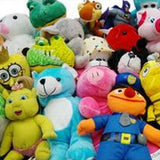 Medium Plush Toys - 20% Licensed Mix