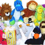 Non-Licensed Medium Plush Mix - 96 ct