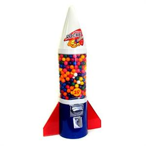 Rocket Gumball Machines for Sale | Gumball.com
