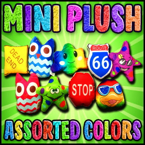 Generic Small Plush Mix 240 count