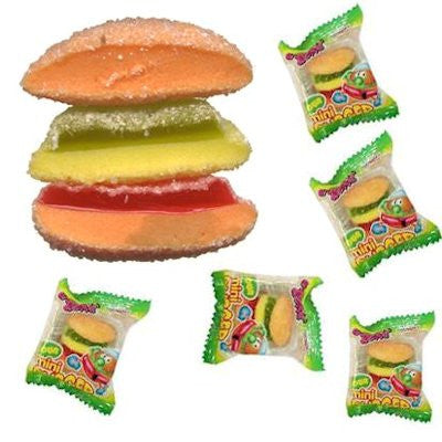 Sour Burger Gummies 360 ct