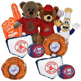 MLB Jumbo Plush Mix - 50 ct