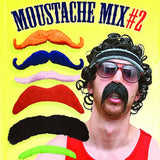 Moustache Mix (series 2) 1 Inch Toy Capsules