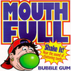 Mouth Full Filled Gumballs Product Display