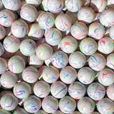27 mm Multicolored Squiggle Super Balls