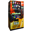 Right side view of new Naturals2Go combination vending machine