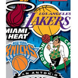 NBA Logo Vending Stickers