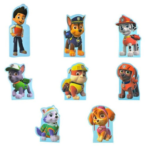 "PAW Patrol Finger Puppets 2"" Capsules Product Detail"