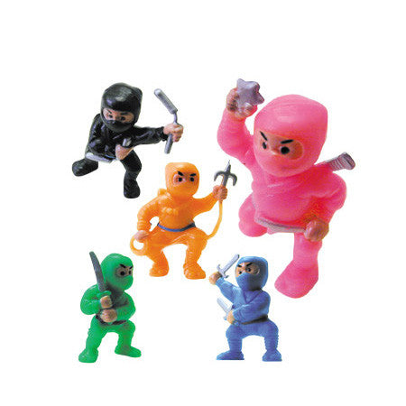 Ninja Fighters Figurines Bulk