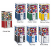 Color options for Northern Beaver & Flat Pack vending machines
