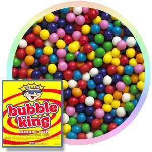 Bubble King assorted 1080-count gumballs