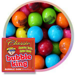 Bubble King Classic Soft Chew Gumballs Product Image