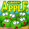 Oak Leaf Green Apple Gumballs Product Display