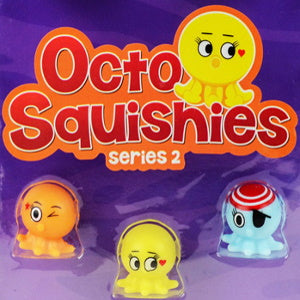 "Octo Squishies Series #2 2"" Capsules Product Image"