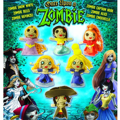 Once Upon A Zombie String Dollz 2
