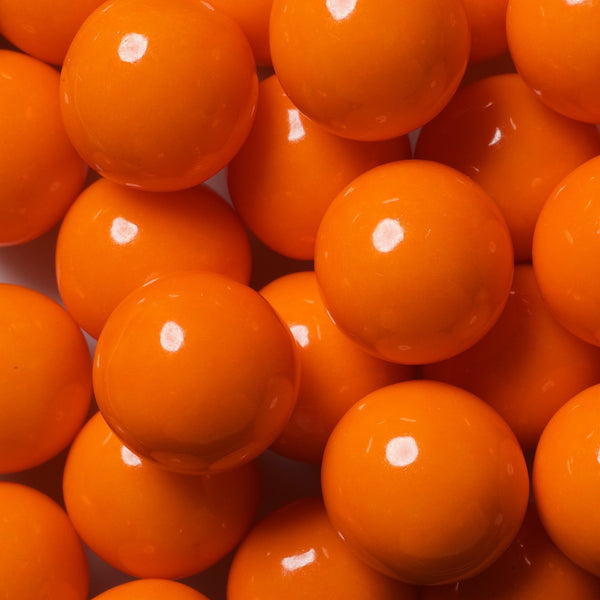 Orange Gumballs 2 Pounds
