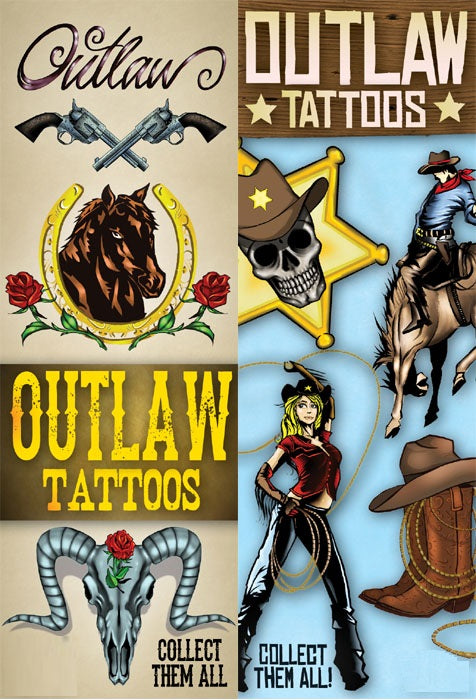 Outlaw Tattoos product detail