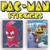 Pac Man Stickers