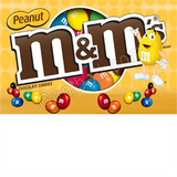 MMs Peanut Vending Labels