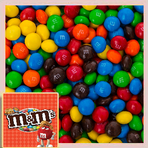 Bulk Peanut Butter M&M's mm mms m and m m's