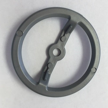 Part D - spider basket retaining ring top view