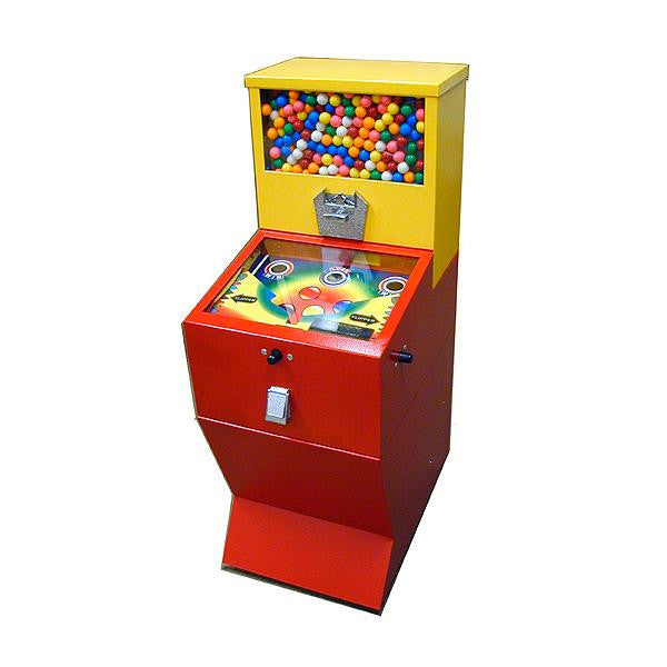 Pinball Gumball Vending Machine