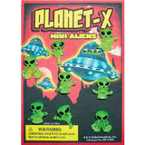 Planet-X Mini Aliens Figurines 1