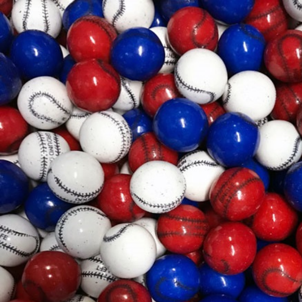 play ball baseball gumballs one inch 850 count product detail