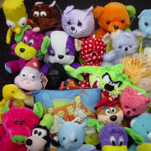 Plush 25% Licensed Pre-Pack