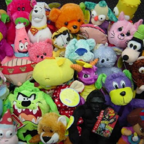 Plush 50% Licensed Pre-Pack