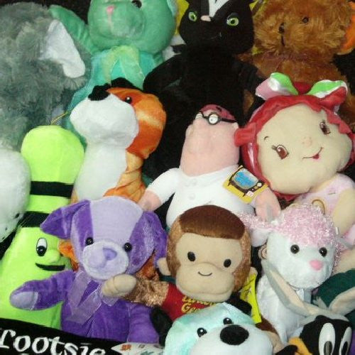 Plush Jumbo 20% Licensed Mix